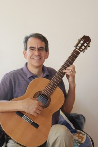Luthier Paul Micheletti